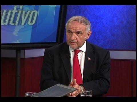 Ricardo Israel Profundizó En Las Propuestas Valóricas De Su Campaña Presidencial