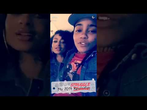 Young M.A & Tori Brixx - 2017 New Year Love