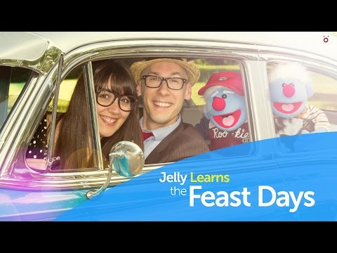 UCG Short Films: Jelly Learns the Feast Days (sing-a-long) ©