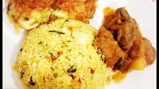 মজাদার এবং সুস্বাদু ভাত ভাজি  || Mozadar Bhat Bhaji  Recipe