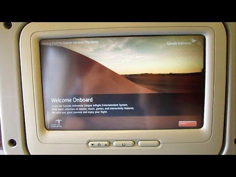 Garuda Indonesia Flight Review | GA831 Singapore to Jakarta