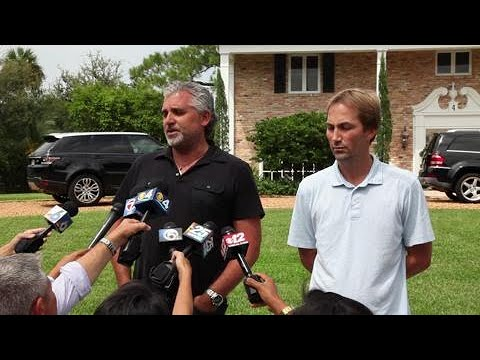 Perry Cohens Parents meet with States Attorney regarding