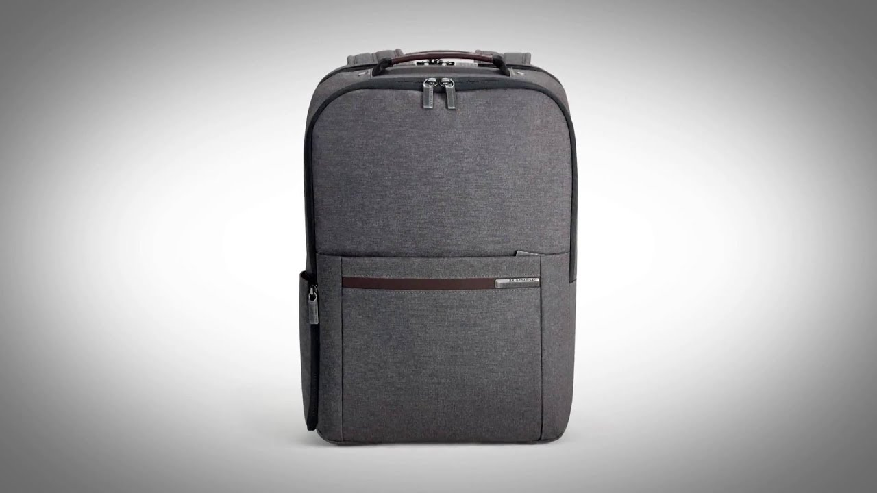 The Kinzie Street Collection - Medium Backpack - ZP160 - YouTube