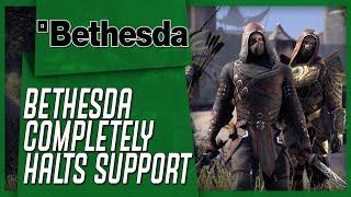 Bethesda Just Killed Off Elder Scrolls: Legends