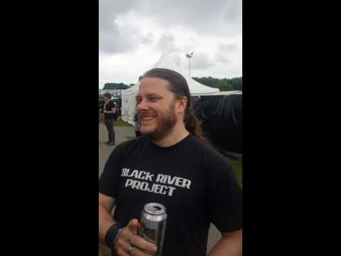 Bloodstock chat with Matt from Evil Scarecrow at Download 2016 Festival