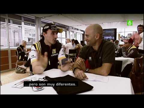 Robert Kubica Interview (Spanish)