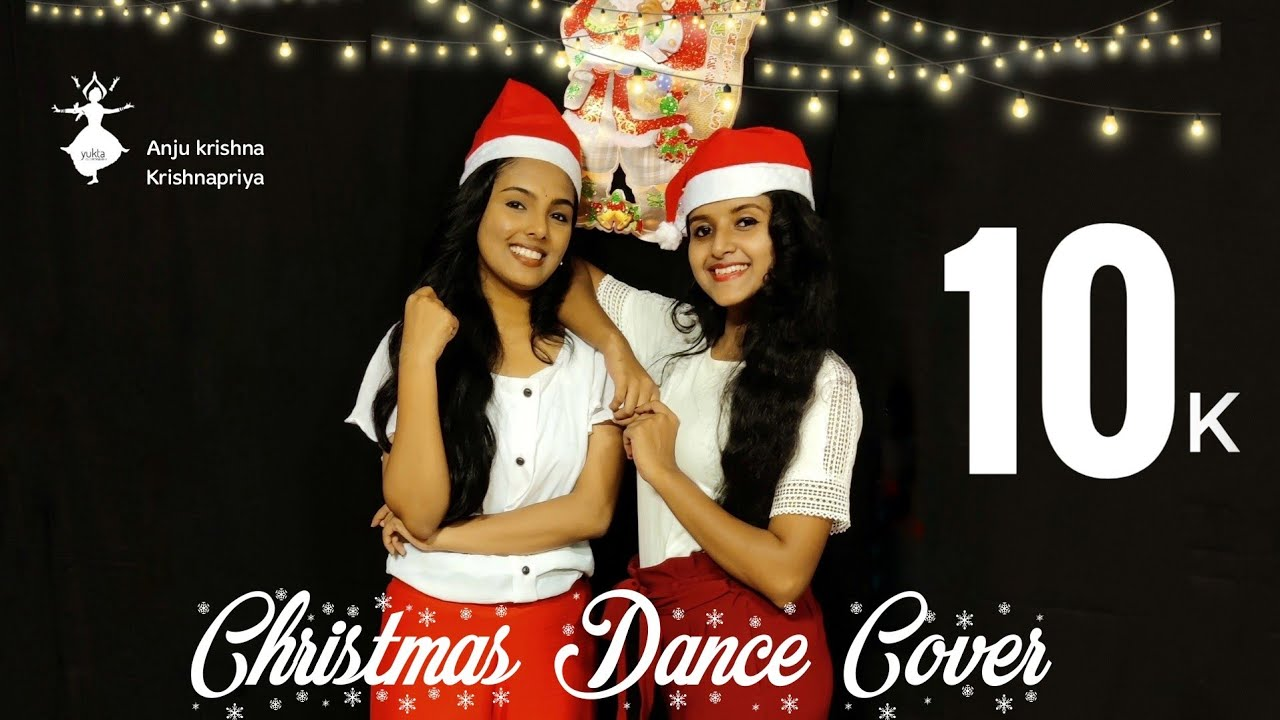 Christmas Dance cover|2020|Christmas song|Celebration|Christmas|Jingle bells|Gabriyelinte Darshana