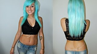 How To Dye Your Hair Using  Kool-Aid! ♥Tutorial♥