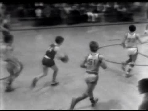 Natoma vs Wilson - Kansas High School Boys Basketball Game  - Tuesday, January 15, 1974