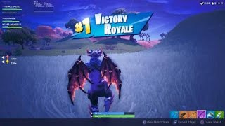 Fortnite Season X SQUADS WIN - Malcore skin