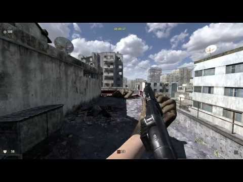 Serious Sam 3: BFE - 01 - Summer in Cairo (Mental x79) |