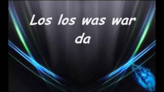 Faktor 2 - Heiß Baby, heiß (german subtitle)