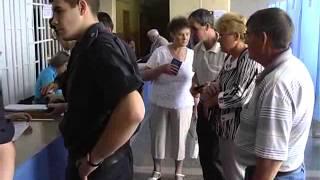 """ХОДТРК """"Поділля-центр"""" Спецрепотаж 7- Вибори Президента України."""