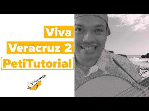Viva Veracruz 2 - Guitarrón PetiTutorial Chido