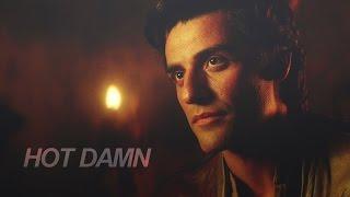 HOT DAMN | Poe Dameron