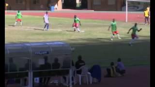Military games: Uganda and Tanzania draw in football match