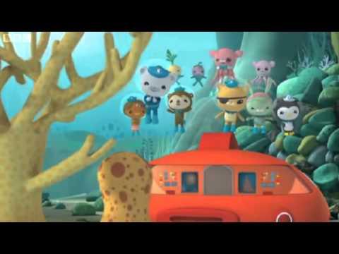 Octonaut Christmas.Octonauts Christmas Special S1e52 Great Christmas Rescue