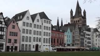 видео Другая Германия.Пригород Кёльна. / Another Germany, Cologne
