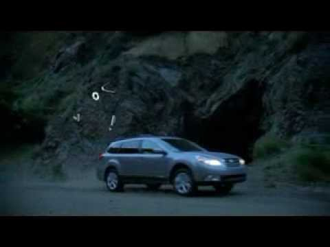 Subaru Outback Lost Sunglasses Commercial Advert 2009 Suv 4x4