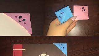 DIY Cele mai kawaii semne de carte! Alisa Slime