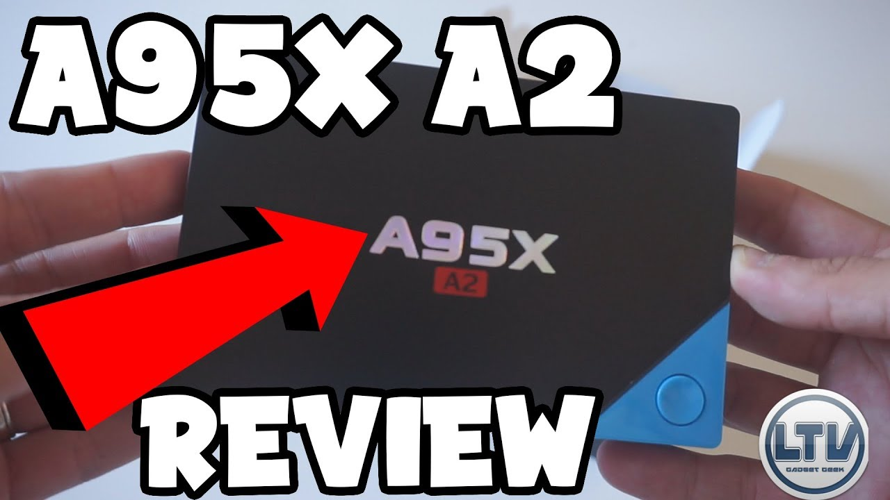 A95X A2 ANDROID TV BOX REVIEW    SHOULD YOU BUY IT???