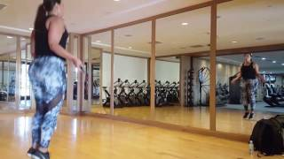 Repeat youtube video Super model Ashley Graham Workout
