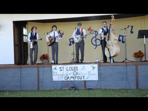 Mama Tried Cover performed by Next Generation at St Louis Bluegrass & Oldtime Music Campout