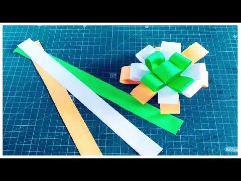 Independence Day Craft Ideas II Paper Craft Work II