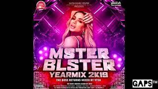 Master Blaster Year Mix 2K19 || Dj Vitesh