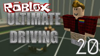 ROBLOX: Ultimate Driving Ep: 20 - SO MANY EMT'S!