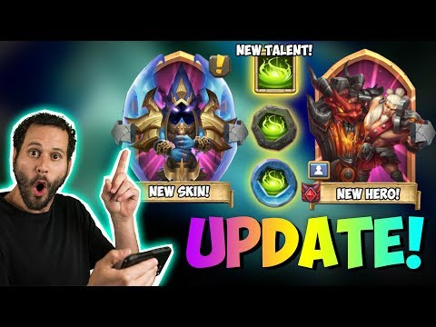 New UPDATE Big Changes For Castle Clash