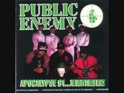 11 Shut Em Down Public Enemy