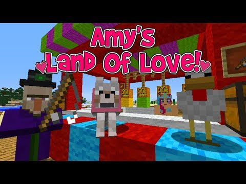 HOOK A DUCK! | Amy's Land Of Love! Ep.190