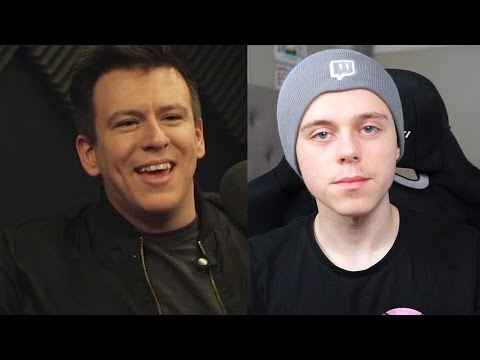 Thumbnail: Philip Defranco Is Being Kicked Off His Channel