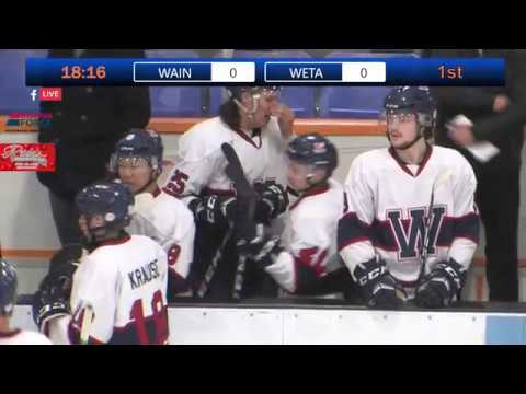 Game 2 Of The Junior B Provincials Wainwright Vs Wetaskiwin