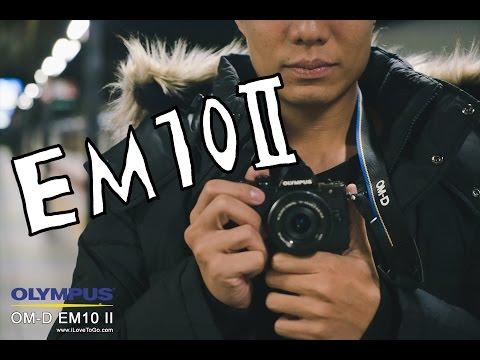 Tip ถ่ายรูป109 รีวิว Olympus OM D E M10 II Review