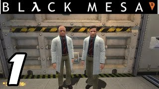 "Black Mesa | E01 | ""Highly Trained Professionals!"" (1080p60 Gameplay / Walkthrough)"