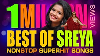 Best of sreya NON STOP | BEST MALAYALAM CHRISTIAN SONGS SANG BY SREYA