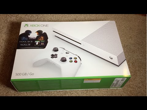 Xbox One Unboxing Unboxing the Xb...