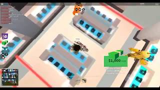 Roblox His video recording about Jailbreak along with Iloveu248225 vanvinh033