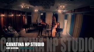 "CAVATINA NP STUDIO Live Session: Harplino Duet  ""V.Monti - Csárdás"""