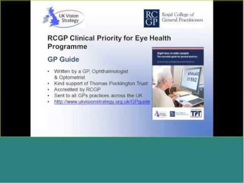 Common Eye Conditions Webinar