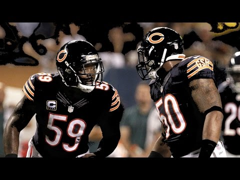 Duo Threat: Jerrell Freeman and Danny Trevathan 2016 Highlights ᴴᴰ