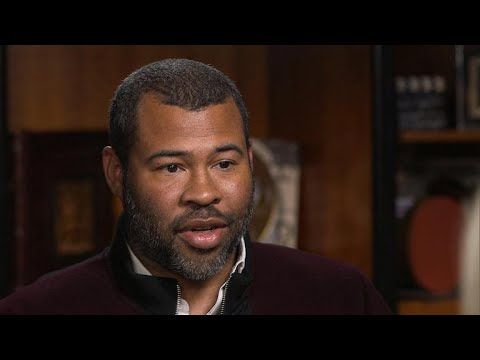 """Get Out"" writer-director Jordan Peele on race today"