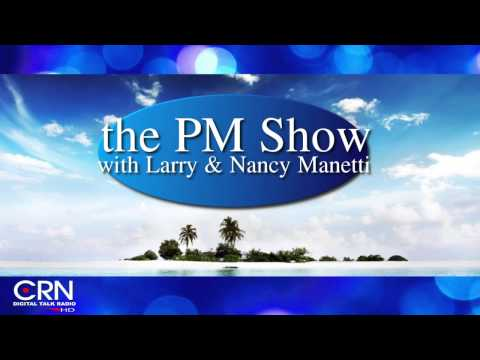 PM Show with Larry Manetti  04/07/2015