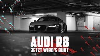 HOLYHALL | AUDI R8 | JETZT WIRD'S BUNT!