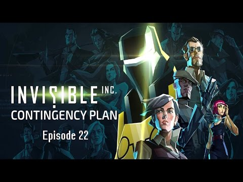 Invisible Inc: Contingency Plan DLC -Episode 22- [Test.exe]