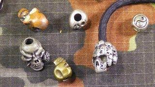 Черепа и бусины на темляки: виды, особенности, где купить(, 2014-05-06T12:40:25.000Z)