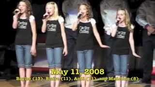 The Cactus Cuties- National Anthem Through the Years *NEW VERSION*