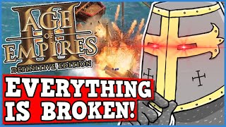 EVERYTHING IS BROKEN - Age Of Empires 3: Definitive Edition Is A Perfectly Balanced Game W/ Exploits